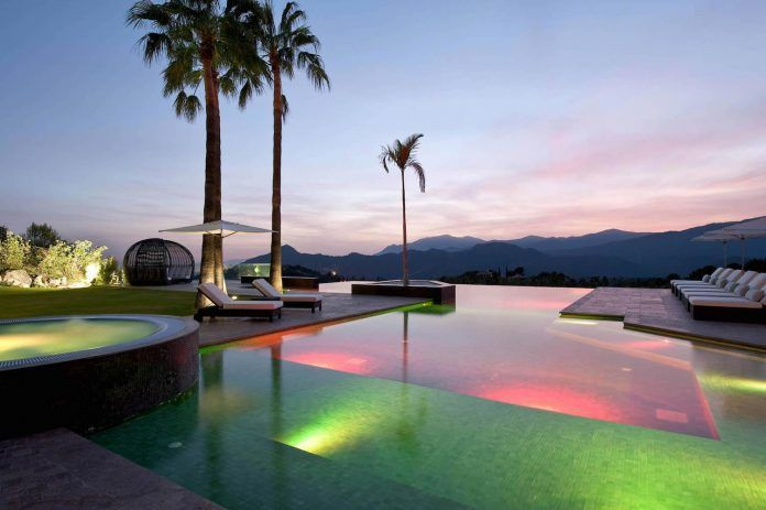 Zagaleta villa designed by Hill House Interiors - CAANdesign | Architecture and home design blog