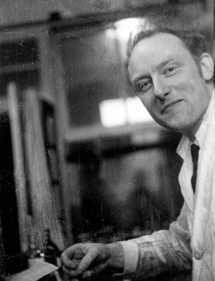 Born on this day: Francis Crick, co-discoverer of the structure of DNA. Winner of the 1962 Nobel Prize in Physiology or Medicine, along with James Watson and Maurice Wilkins