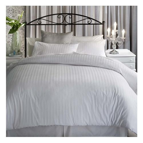 Beautiful Cotton Percale Sateen Stripe