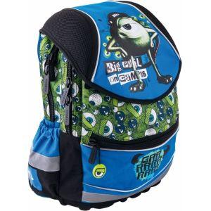 Školní batoh Příšerky Boys, ergonomický velký