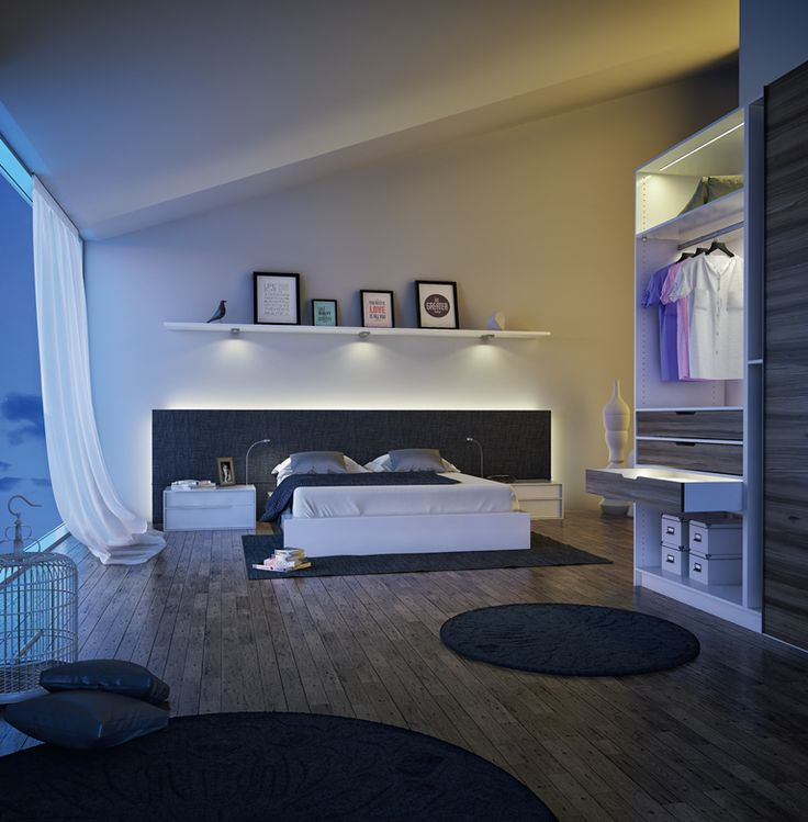 39 best Ambient Lighting Designs images on Pinterest | Light design ...