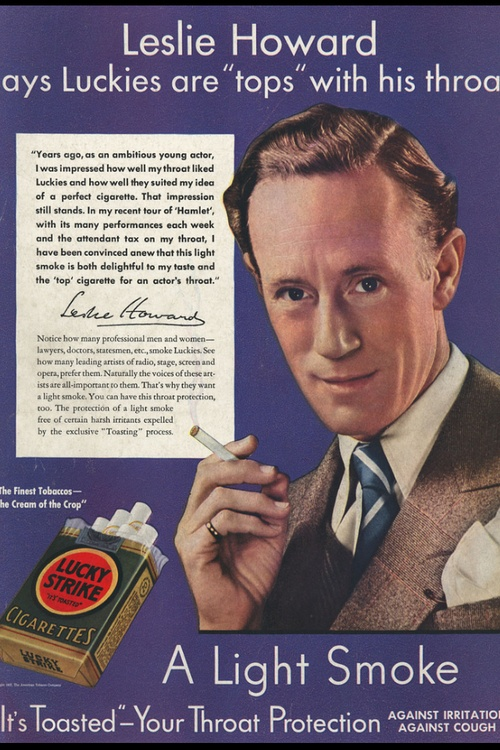Ask Your Dentist - Outrageous vintage cigarette ads ...