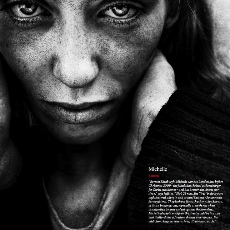 Michelle, Homeless in London - Listen to this audio: http://www.goear.com/listen/6b819d3/homeless-london-  Poverty