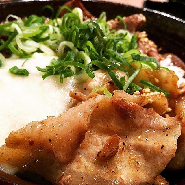 #仙台牛タン塩すた丼 #牛タン #とろろ #すた丼 #丼 #男飯 #肉 #タン