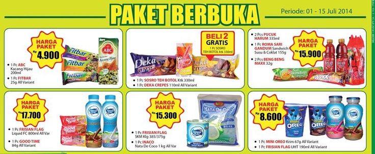 Alfamidi: Promo Paket Berbuka @alfamidi_ku