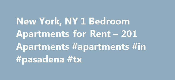 New York, NY 1 Bedroom Apartments for Rent – 201 Apartments #apartments #in #pasadena #tx http://apartment.remmont.com/new-york-ny-1-bedroom-apartments-for-rent-201-apartments-apartments-in-pasadena-tx/  #1 bedroom apartment # 1 Bedroom Apartments in New York, NY Overview of New York City As the old saying goes, if you can't find it in New York City, New York, you won't find it anywhere else, and that applies to stylish one bedroom apartments as well. The largest metropolis in the USA…
