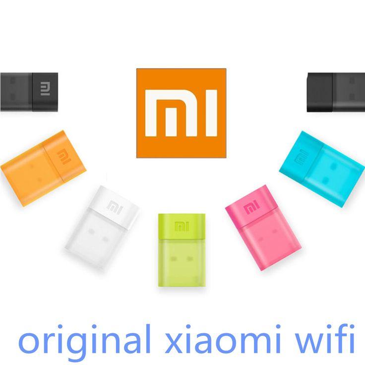 150 Mbps 2.4 GHz Asli Xiaomi Portabel Mini USB Router Nirkabel wifi adapter WI-FI emitter Internet Adapter