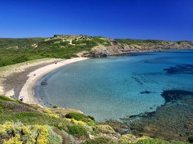 Cala Tortuga, Menorca Island