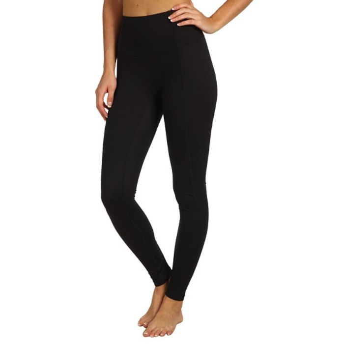 The Ten Best Black Leggings//#4 SPANX Shaping Compression Close-Fit Pant