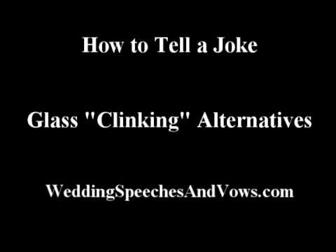 #WeddingMC? Click Graphic Above For Information About This Premier Wedding MC Jokes Collection as well as tips and advice.    http://www.youtube.com/watch/?v=vIzgRf2mkr8
