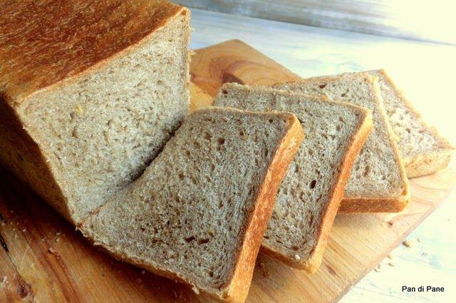 Pan di Pane: Ricetta per Panini, Pan Carrè e Pan Bauletto ai ce...