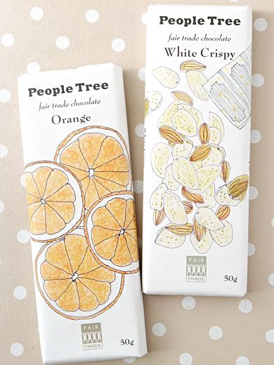 #FairTuesdayGifts This would be a great gift for my mom. She loves white chocolate and I'm always looking for new bars for her to try.
