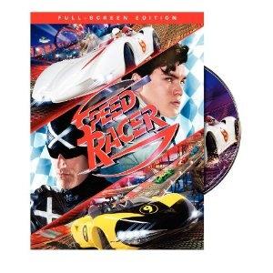 Speed Racer (Full Screen Edition) (DVD)