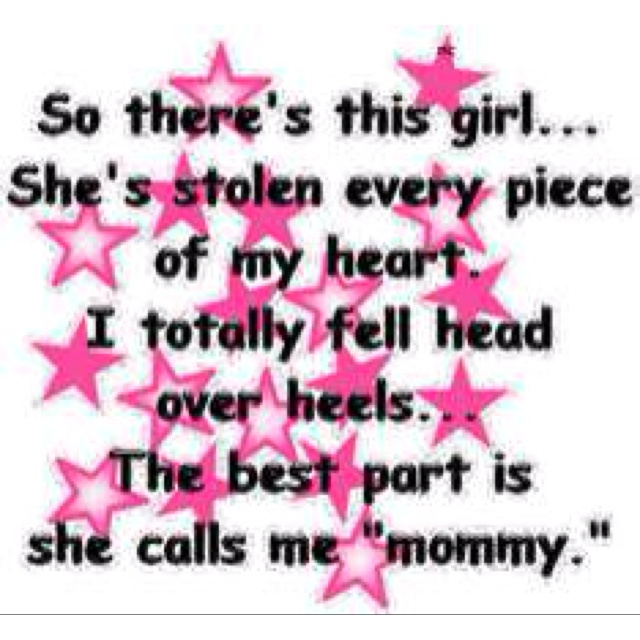Love my munchkin: Little Girls, Daughters Quotes, My Daughters, Girls Quotes, My Heart, My Baby Girl, Baby Girls, Daughter Quotes, Be A Mommy