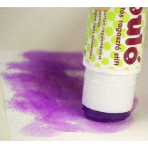 Ragasztó stift színes 15 gramm - Nebuló Color - Stiftes ragasztó - 149Ft