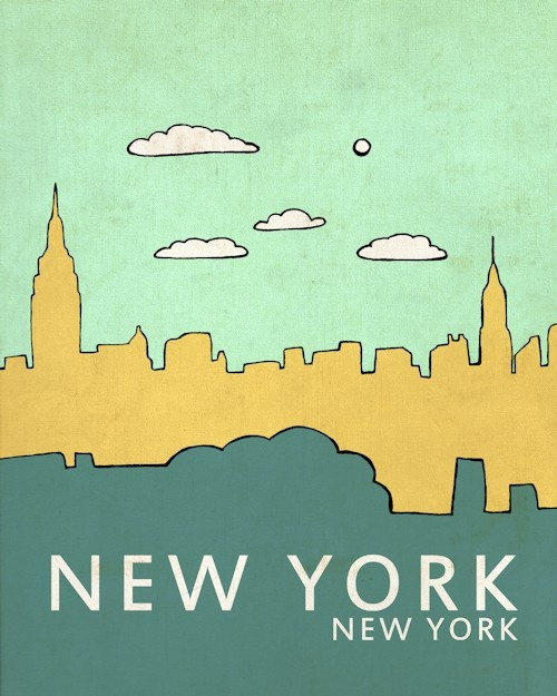 New York New York - I want to go
