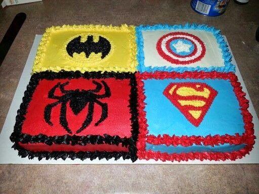Best 25 Girl superhero cake ideas on Pinterest 4th birthday