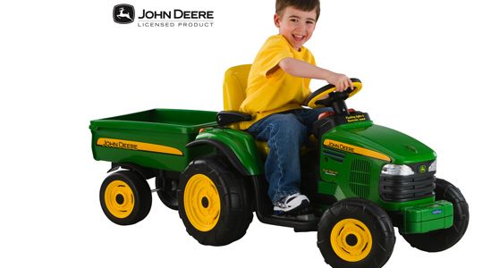 Tractor Toys For Boys : Riding tractors for kids tractor