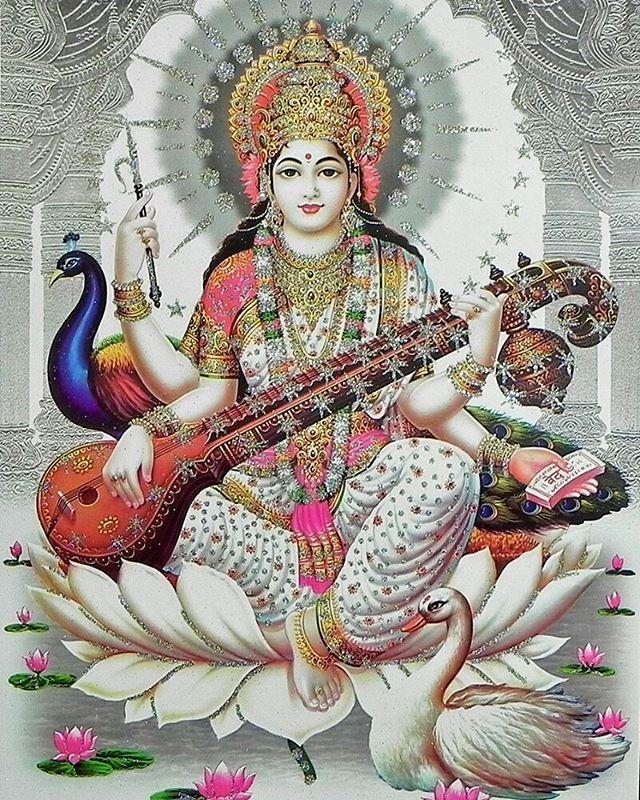 Jai Maa Saraswati