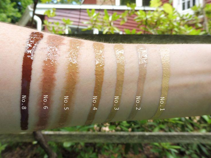 Vegan Makeup Review - Gressa Minimalist Corrective Serum Foundation