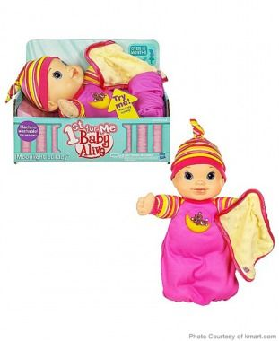 For Toddlers:Baby Alive 1st for Me Moonlight Lullaby Appropriate for: Ages 18 months+