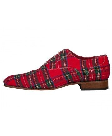 Ils sont miens!!! - O'QUIREY Amsterdam, Milano Patchwork Red Kilt