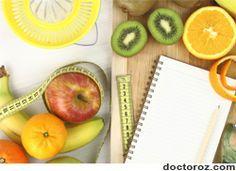 Esempio di Dieta Metabolica – Il Menù Settimanale