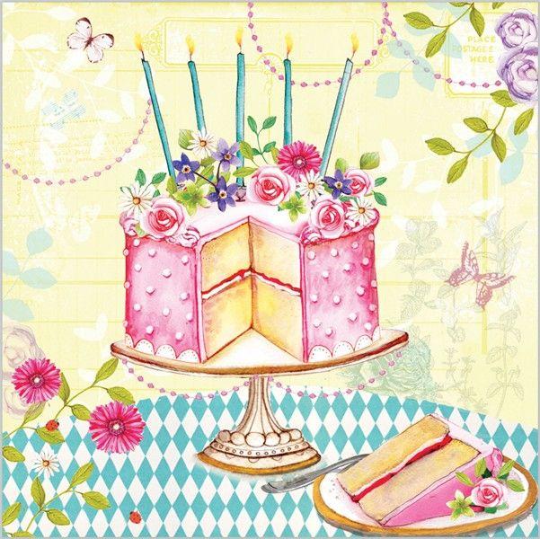 Everyday Ranges » M0995 » Birthday Wishes - Clare Maddicott Publications - Greeting cards, gift wrap & stationery