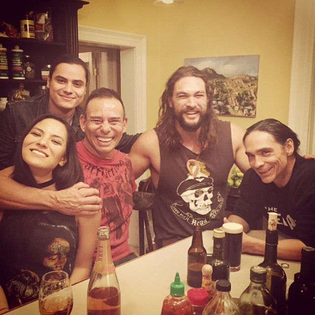 Jason Momoa Zahn Mcclarnon: Jason Momoa's Instagram Is So Full Of Gems, You'll Feel