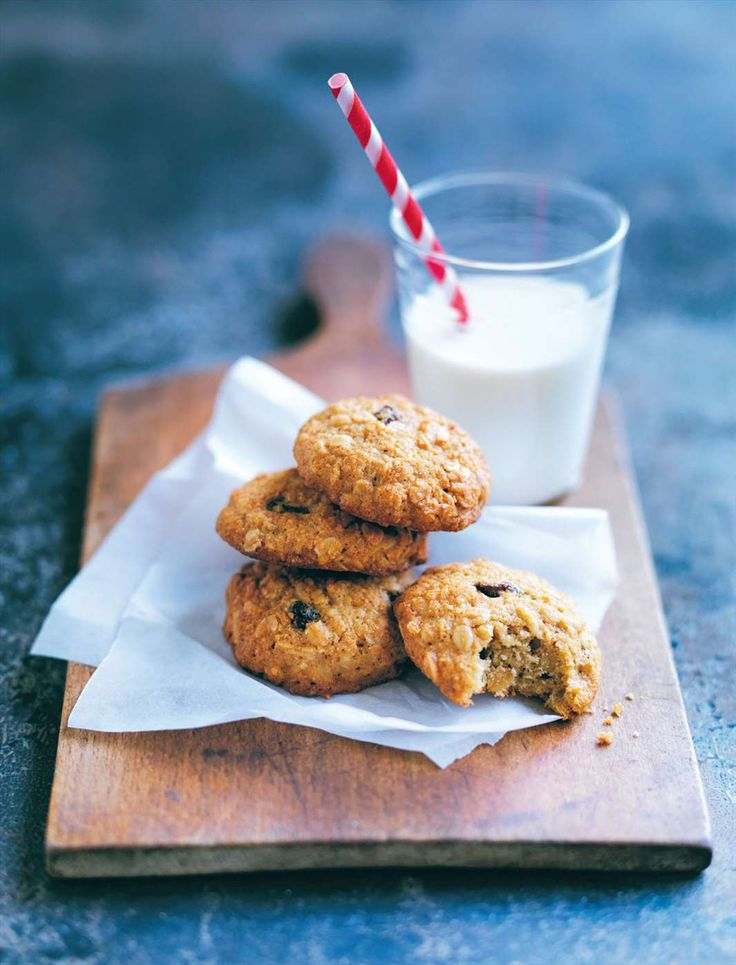 Oat and raisin biscuits by Louise Fulton Keats from Something for Everyone | Cooked