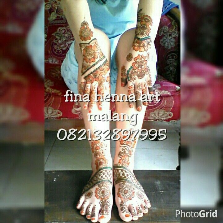 Natural henna