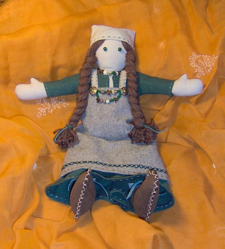 LOVe!!     Inga - viking doll by ~Laerad on deviantART