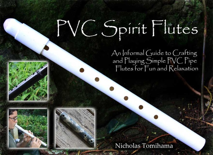 Pvc projects for kids pvc spirit flutes an informal for Simple pvc projects