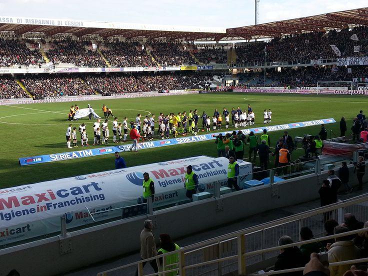 @Cesena Orogel Stadium-Dino Manuzzi #9ine