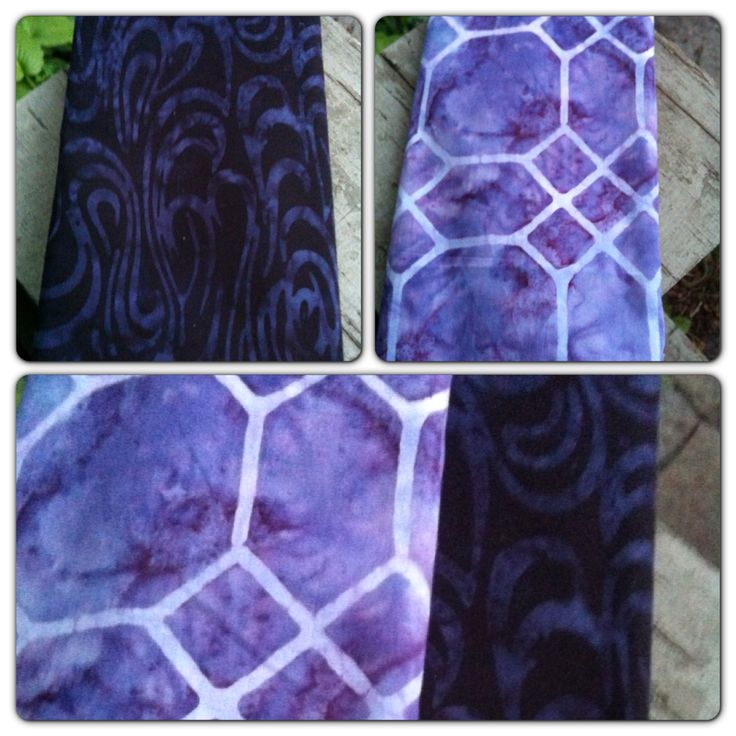 July 12 #FlareFabricsTGIF giveaway. Repin for a chance to win 2 half metre light/dark purple batiks by Robert Kaufman. Check out FB and twitter for more chances. flarefabrics.ca