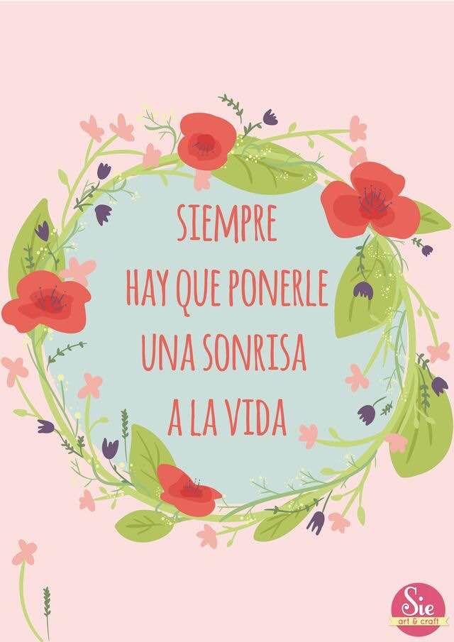 Buenos días💗☀️💗! Pélale el diente a la vida😬 #connectwithyourmisma #smile #sonrie