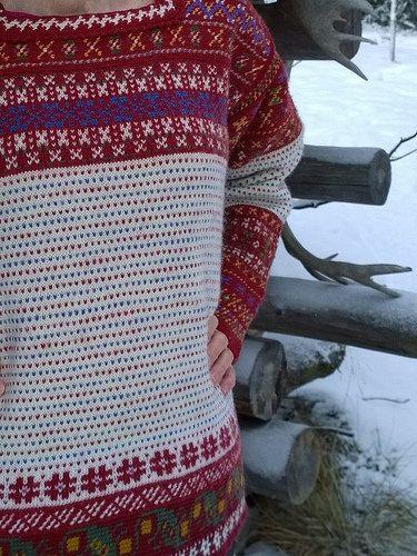 Ravelry: lenealve's Korsnäs sweater