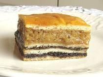 Ukrainian Christmas Cake or Perekladanets