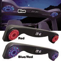 Jeep Wrangler Soundbar With LED lights Cj Tj Yj 2 Built in Speakers.:Amazon:MP3 Players & Accessories