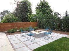 Backyard Paver Designs