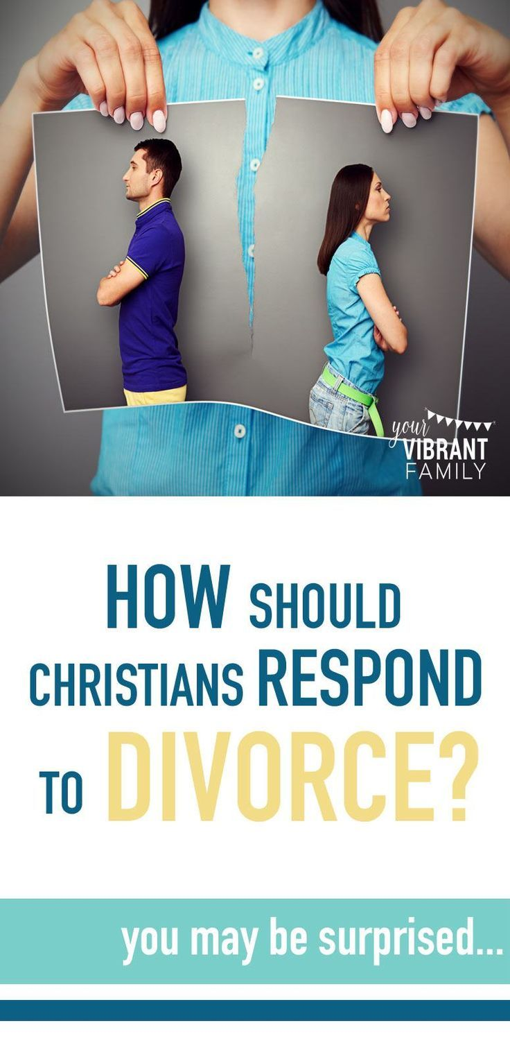 divorce within christian marriage Can a christian spouse divorce her can a christian divorce another christian for an outcome within a christian marriage though divorce may be a.