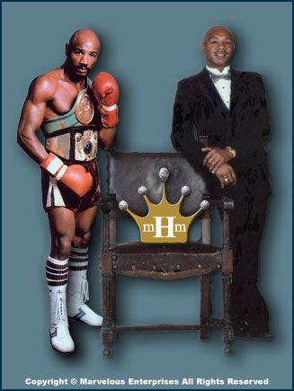 Marvelous Marvin Hagler :: Official Website of the World Middleweight Champion