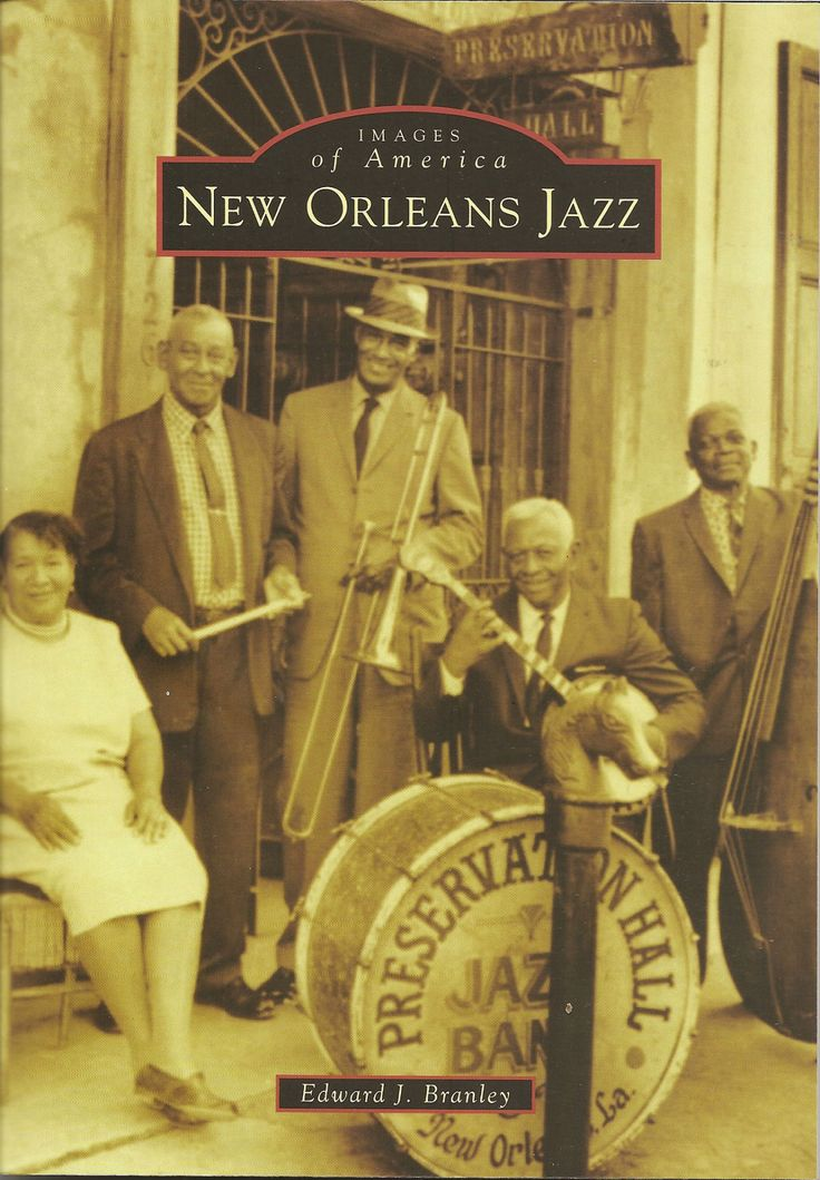 Preservation Hall Jazz Band.  Lives on forever!