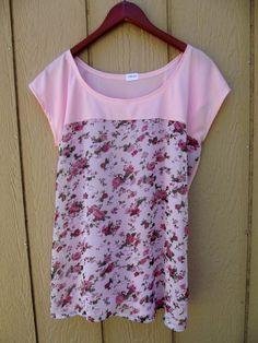 La primavera es el momento perfecto para usar telas con estampados florales #Singer #original #yolohice