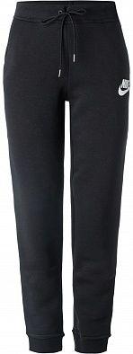 Женские брюки Nike Rally в твоем любимом стиле из невероятно мягкого флиса. мягкий флис с обратным начесом приятен на ощупь; эластичный пояс со шнурком для индивидуальной посадки; брюки облегают бедра, а ниже сидят свободно; манжеты из рубчатого материала не скрывают твои классные кроссовки.