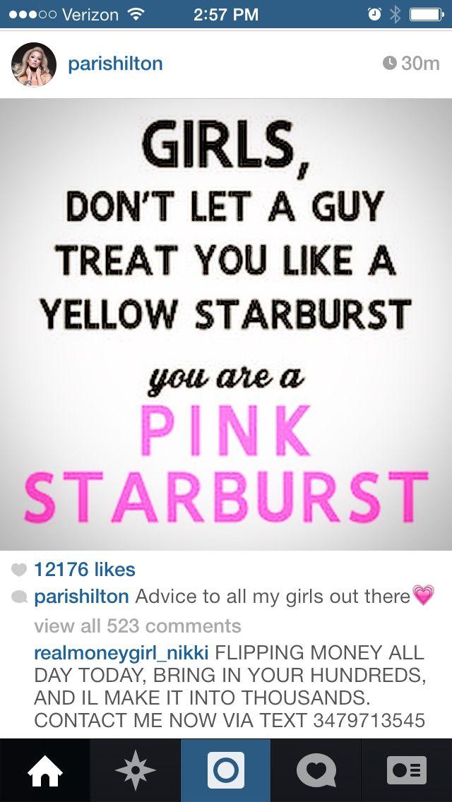 Paris Hilton insta meme
