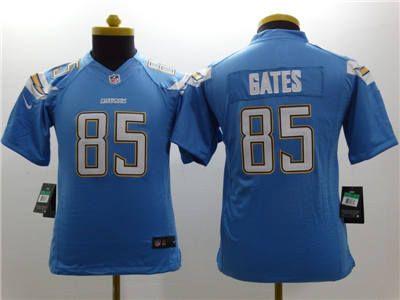 NFL Jerseys Cheap - Nike Kids Detroit Lions #81 Eric Ebron Royal Blue Limit Jersey ...