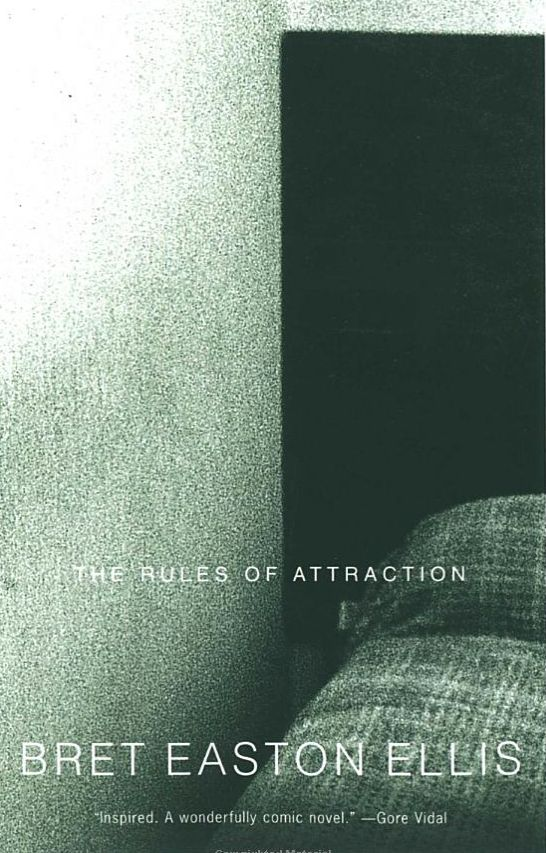 rules of attraction book report Where can i get detailed info on what the book the rules of attraction is about w/o reading the book itself  report abuse are you sure you want to .