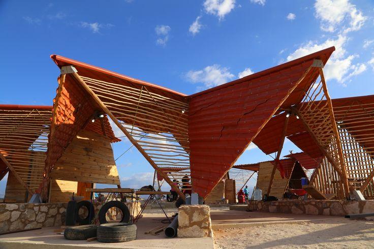 Gallery - Punta Arenas Tourist Service Station / Colectivo Taller Independiente + Ruta 4 + Pico Estudio - 12
