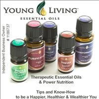 www.wow-a2z.com member 'YL-HealthandWealth'. Therapeutic essential oils and power nutrition.